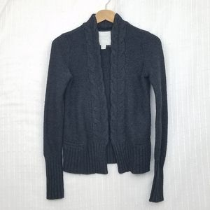 American Eagle Thick Open Cardigan